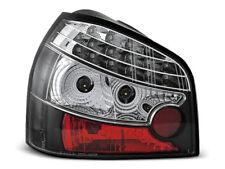 Paire de feux arriere Audi A3 8L 96-00 noir led (U08)