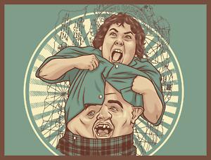 Goonies Truffle Shuffle TV Movie Retro Chunk Sloth 80s 70s Kids Cult Film Tshirt
