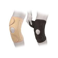 Frank KN0618  Kniebandage, Kniestütze aus Neopren mit  Klettverschluss