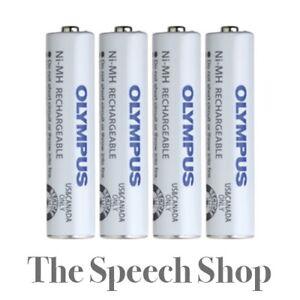 Olympus BR-404 Rechargeable Batteries for DS-2500,DS-5500,DM-901,DM-650,DM-670