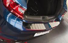Renault Megane 5-türig ab 2016   EDELSTAHL LADEKANTENSCHUTZ mit Abkantung