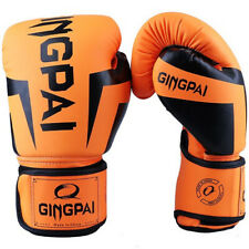 2020 Colorful boxing gloves adult Pu foam adult kickboxing training bag gloves