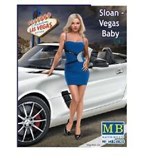 Master Box 1:24 Sloan Modern Pin-Up Mbl24020