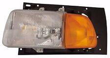 1998-2010 STERLING L8500 L9500 HEADLIGHT LAMP W/PARK SIGNAL LAMP - LEFT