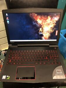 "Lenovo Legion Y520 Gaming Laptop 15.6"" Core i7-7700HQ 2.8GHz/8GB/1TB, GTX 1050"