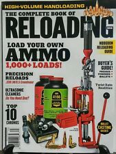 The Complete Book of Reloading 2016 Load Your Own Ammo Bullets FREE SHIPPING sb