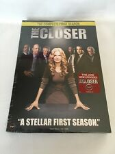 The Closer Complete First 1st Season One 1 DVD Set Standard NEW Factory Sealed