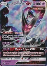 Pokemon TCG SM101 Dawn Wings Necrozma GX Foil Promo Black Star Rare Card