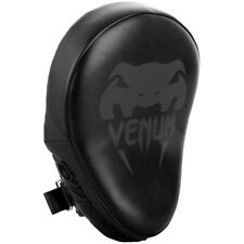 Venum Boxing and MMA Light Focus Mitts - Black/Black