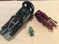 KRE-O GI Joe Copperhead & Geerunner Water Moccasin VHTF