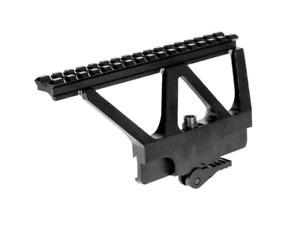Aluminum alloy 20mm rail quick release AK rail sight mounting base MI bracket