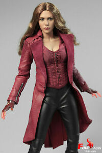 1:6 FIRE A029 Scarlet Witch 3.0 Female Soldier Action Figure Collectible