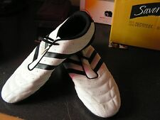 adidas martial arts shoes whitesize 12.5