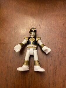 Fisher-Price Imaginext Power Rangers White Power Ranger From Tiger Zord