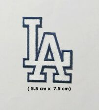 LA Los Angeles Dodgers  Sport  Logo MLB Embroidery Patch Iron,sewing Ciothes