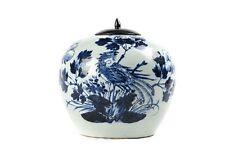 China-Blau-Porzellan-Objekte