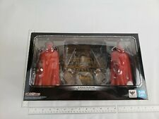 S.H. Figuarts Star Wars Emperor's Throne Room Set with Royal Guard Figures ROTJ
