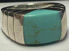 Gorgeous Ladies Sterling Silver Ring - Stunning! - Mint Condition! - Size 7
