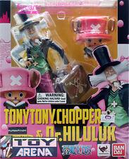 Figuarts Zero - Tony Tony Chopper & Dr. Hiriluk Hiluluk One Piece Figure Bandai