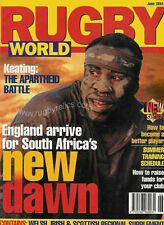 More details for rugby world magazine june 1994 - bath, cardiff, swansea, wales & england on tour