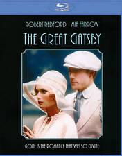 The Great Gatsby Blu Ray (1974) (BD) Robert Redford Mia Farrow NEW!
