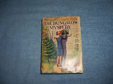 THE BUNGALOW MYSTERY by Carolyn Keene/HCDJ/Childrens/Literature/Fiction/Mystery