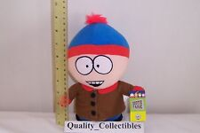 """NEW 2008 SOUTH PARK ~ STAN 8.5"""" INCH PLUSH DOLL"""