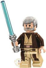 LEGO STAR WARS - MINIFIGURA OBI-WAN KENOBI 75052 75159 75173 ORIGINAL MINIFIGURE