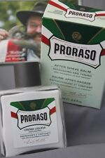 Proraso After Shave Balm Green Refresh gesichtsbalsam with Eucalyptus 100 ml