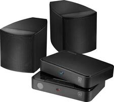Insignia- Wireless Rear Speakers (Pair) - Black