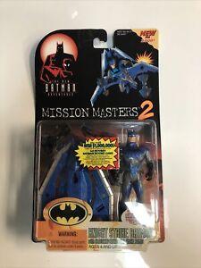 NEW BATMAN ADVENTURES Mission Masters 2 Knight Strike 1999 Hasbro