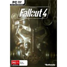 Fallout 4 PC Games PAL New Sealed