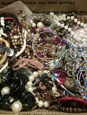 Costume Vintage Estate Jewelry Lot All Good No Junk UNTESTED