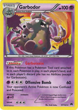 Pokemon Cards Garbodor Breakpoint Holo Rare 57/122 NM