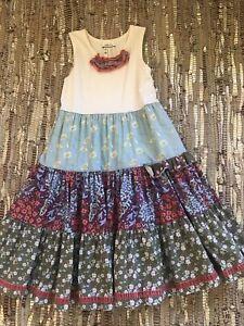 Matilda Jane Dress Size 8 Brand New