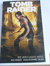 1x Comic - Tomb Raider - Die Verfluchte Insel (Gail Simone / Nicholas Daniel ..)