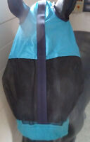 BR Fliegenmaske, blau, Gr. Pony, ohne Ohren