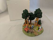 1999 Liberty Falls Americana Collection Apple Orchard Ah800 Village Display