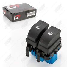 Elevalunas eléctrico interruptor delantero Izquierdo para OPEL VIVARO A J7