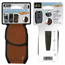 NiteIze Sport Case Tone RustBrown Medium Universal Holster Pouch for Flip Phones