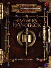 DUNGEONS & DRAGONS PLAYER'S HANDBOOK: CORE RULEBOOK 1 By Jonathan Tweet **NEW**