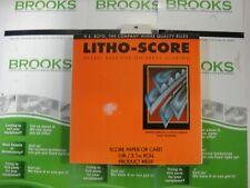 Litho-Score  Product #826