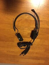 Telex 750 Airman Pilot Headset Aviation