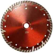 350mm Diamantscheibe Diamanttrennscheiben Trennscheibe 25mm Bohrung Beton