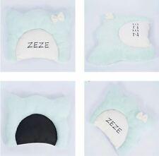 Cute Soft Pet Dog Cat Sofa Bed House Cushion Mat Cat Head Shape Size M
