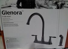 Price Pfister Glenora Tuscan Bronze Two Handle Kitchen Faucet  # F-036-4GNY