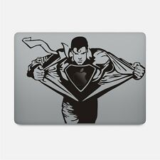 "Superman Viny Decal Skin for Macbook Pro/Retina 13"" MODEL 2016-2018"