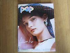 Pop Magazine Autumn / Winter 2017 Lulu New.