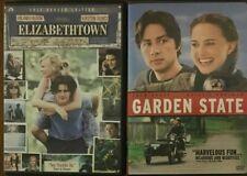 Elizabethtown/Garden State - 2-Pack (Dvd, 2006, 2-Discs)*Kirsten Dunst