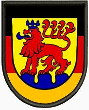 Wappen von Calw Pin, Aufbügler